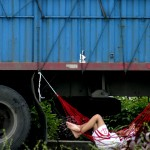 Child of a Trucker - Living on the Road